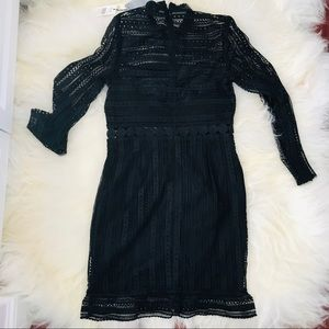 Bardot Dresses - Bardot Vivian Splice Dress